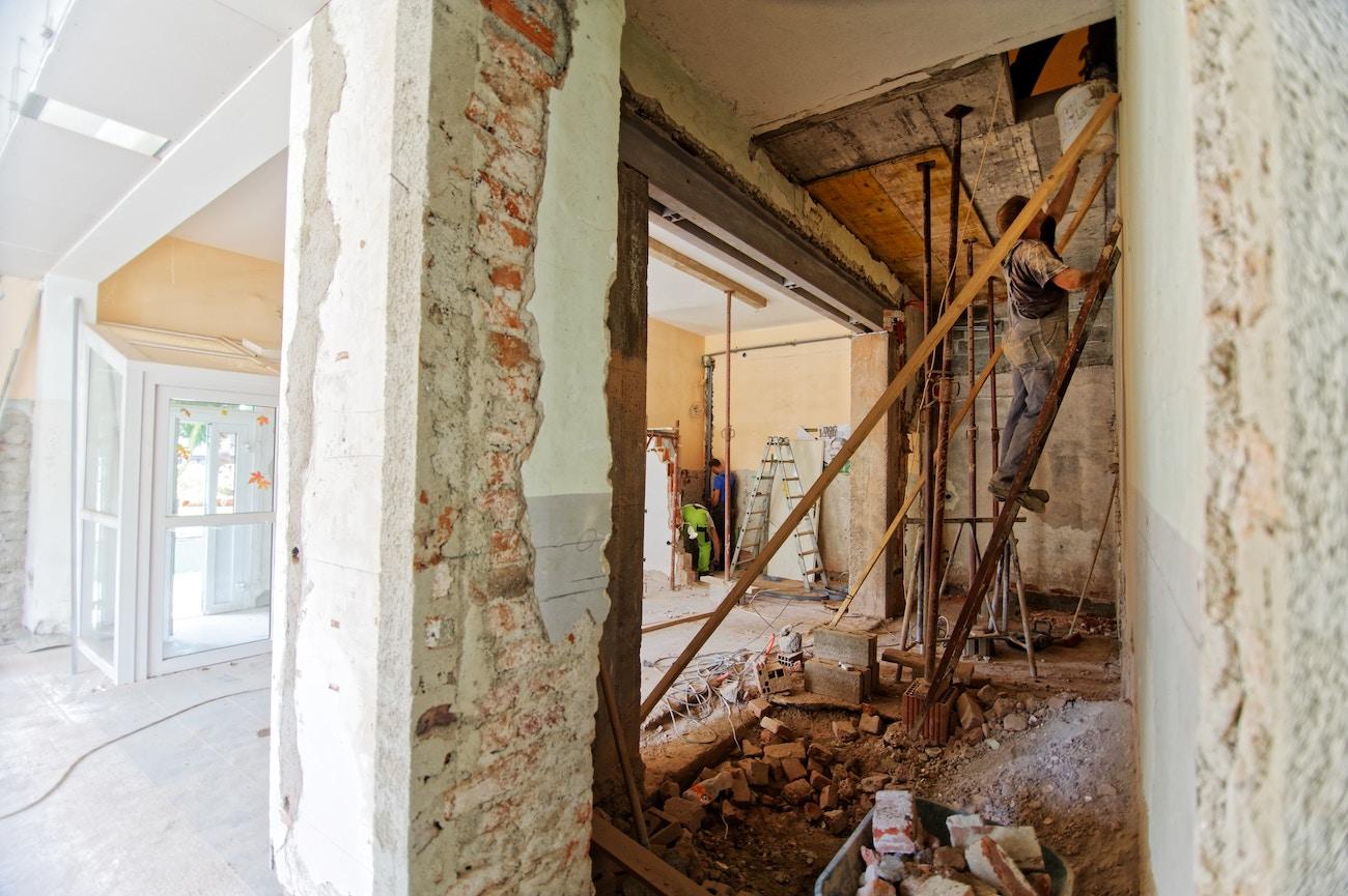 Hal-hal yang perlu diperhatikan ketika renovasi rumah