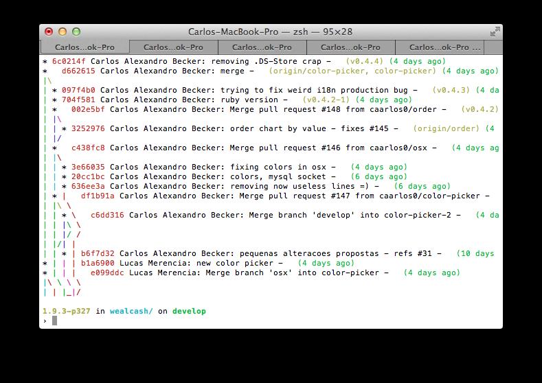 Mac OS X Terminal.app