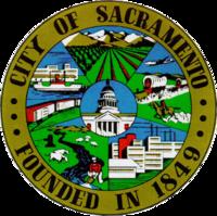 logo of City of Sacramento