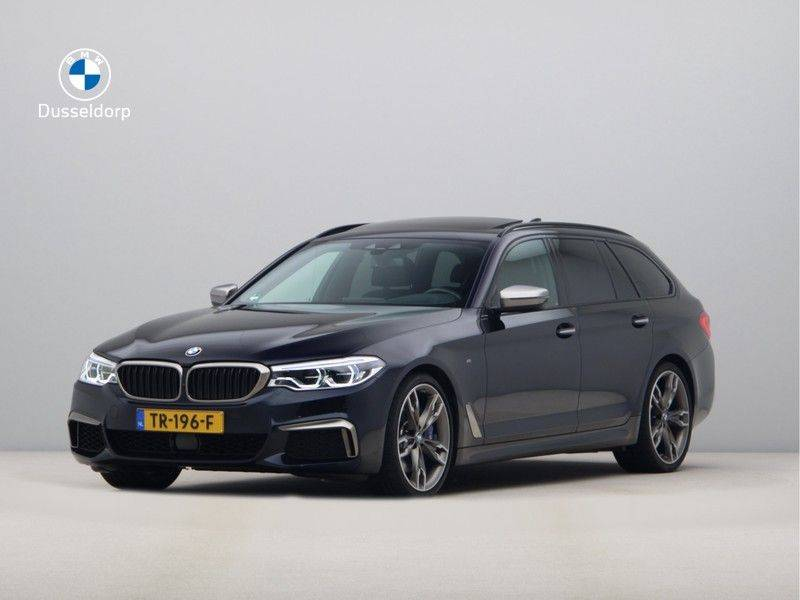 BMW 5 Serie M550xd Touring High Exe, full option ! afbeelding 1