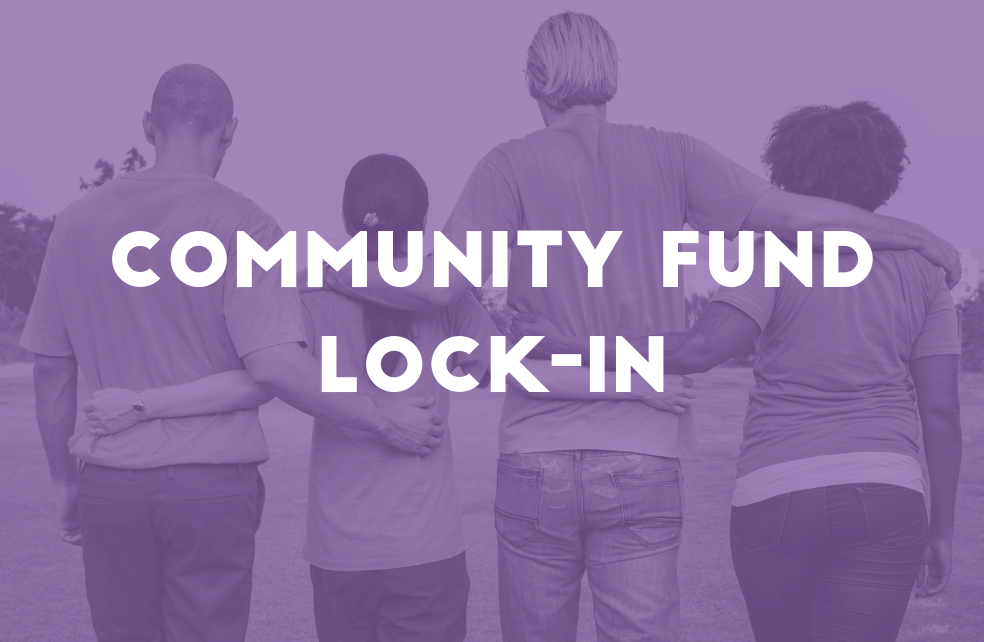 Community Fund Locks-in