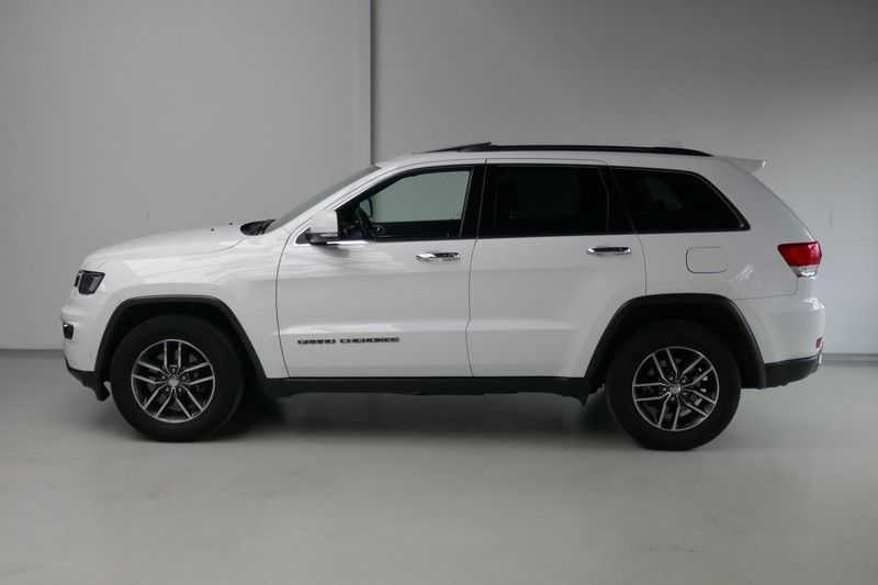 Jeep Grand Cherokee 3.6 Overland LIMITED 4x4 afbeelding 6