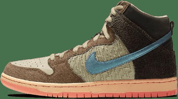 Nike x Concepts SB Dunk High Pro QS