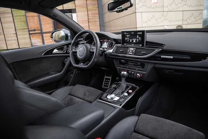 Audi A6 Avant 4.0 TFSI RS6 quattro | 560PK | Audi Exclusive | Pano.Dak | Bose Sound | Adapt.sport Onderstel | afbeelding 12