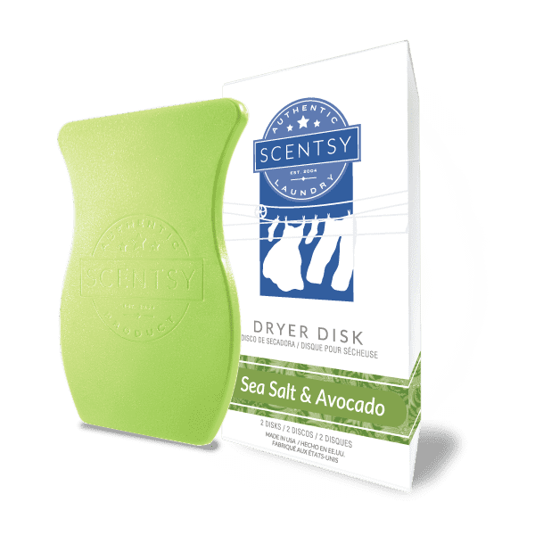 Picture of Sea Salt & Avocado Dryer Disks