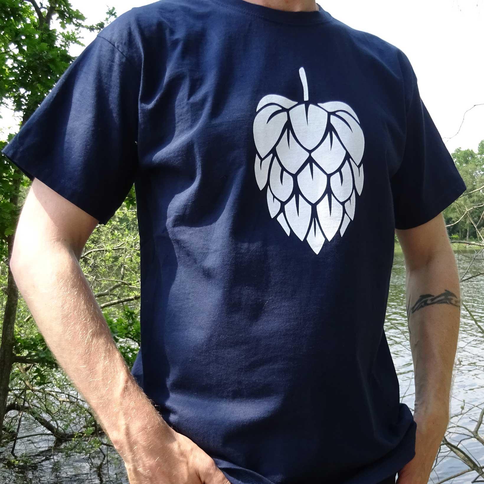 T-Shirt Hop - Navy