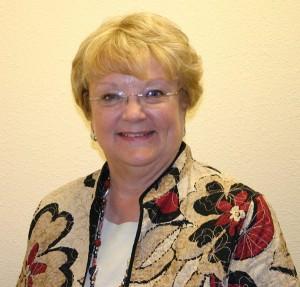 portrait of Kathie King