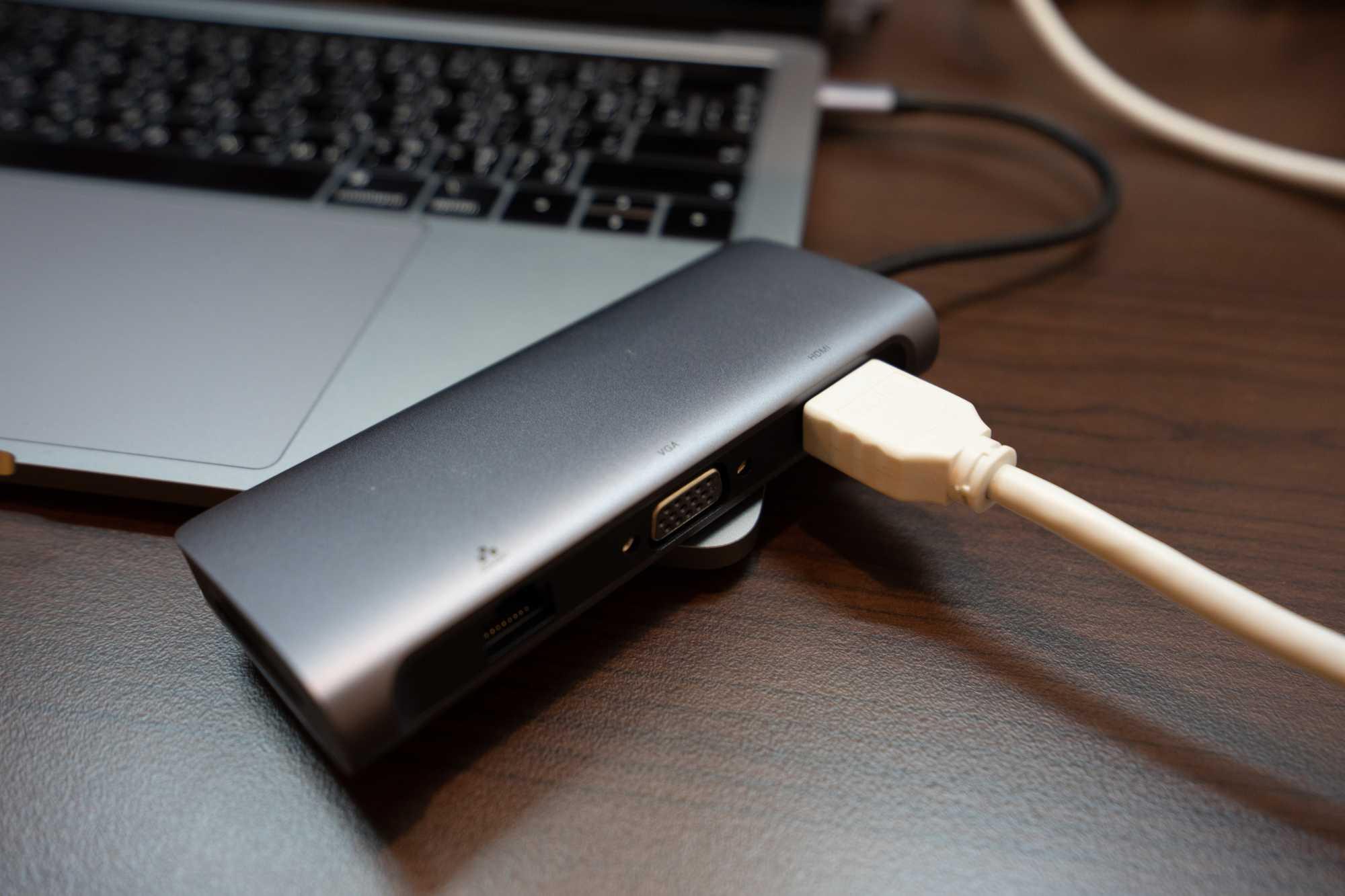 UGREEN USB-C 9-in 1 Multifunctional Adapter