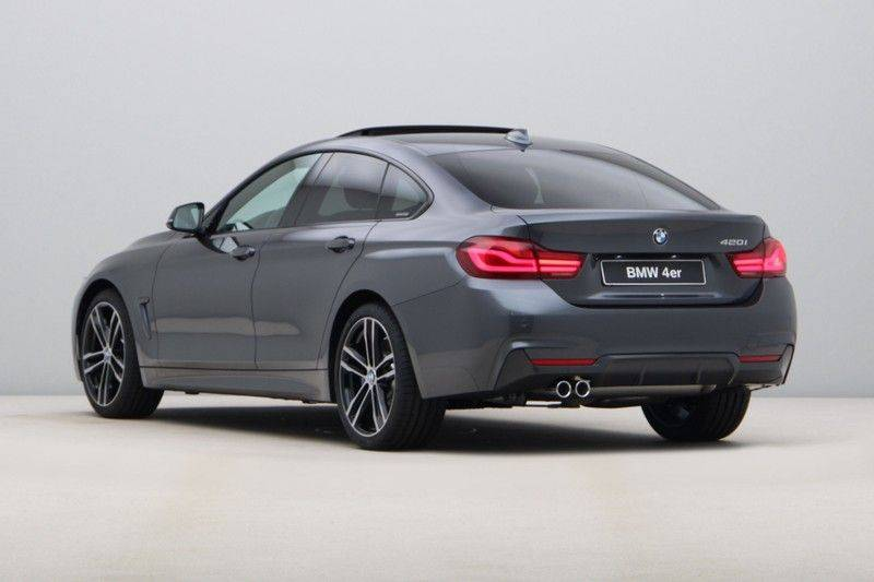 BMW 4 Serie Gran Coupé 420i High Executive M-sport afbeelding 7