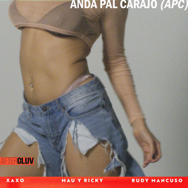 album art for Single by Xaxo, Mau Y Ricky, Rudy Mancuso