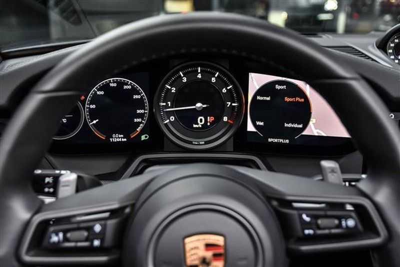 Porsche 911 992 4S CABRIO BOSE+SPORTUITLAAT+SPORT CHRONO afbeelding 10