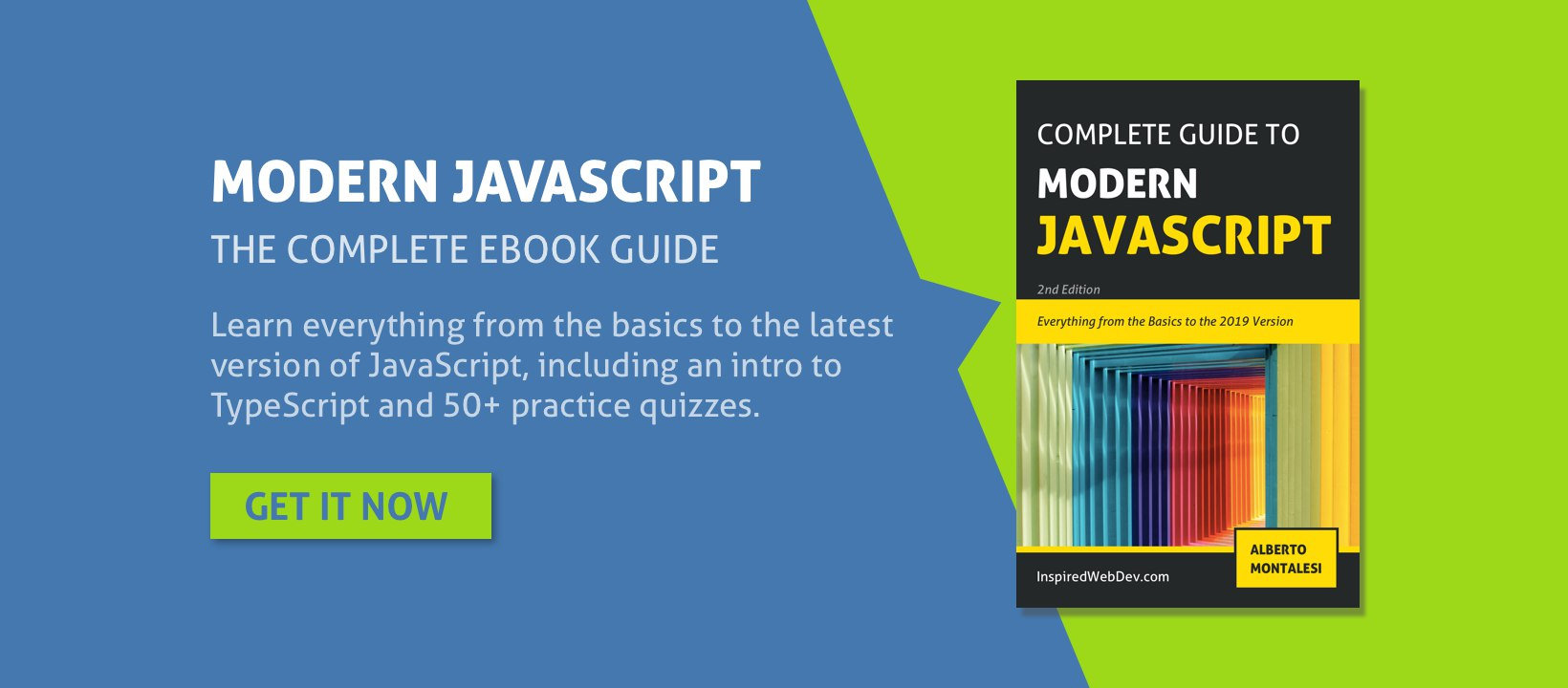complete guide to modern javascript banner