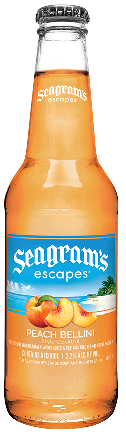 All Seagrams Sescapes Flavors