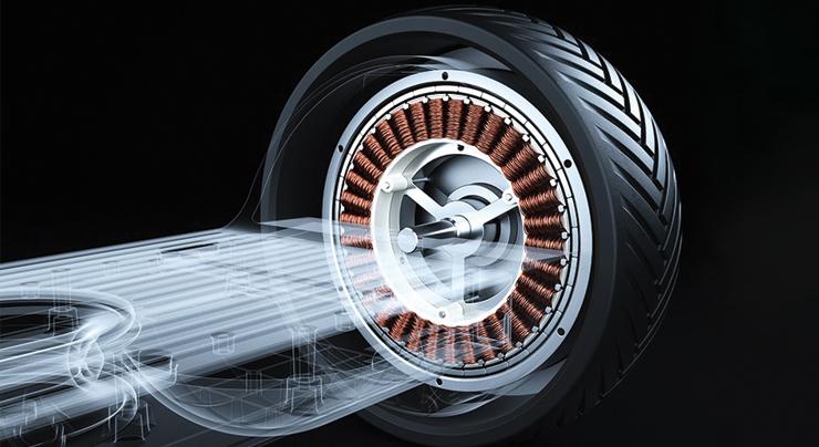 Moov motor