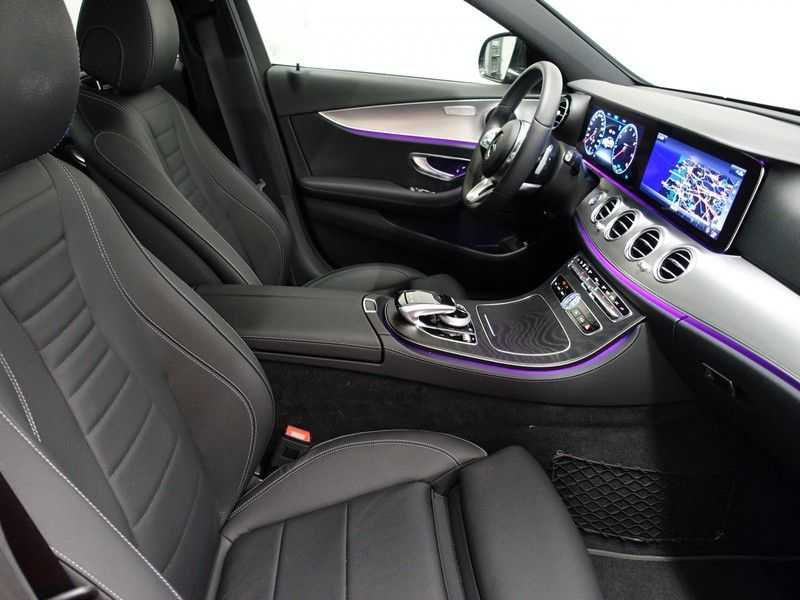 Mercedes-Benz E-Klasse 350e AMG Sport Style 211pkAutomaat- Leder, Widescreen, 360 Camera, 45 dkm ! afbeelding 24