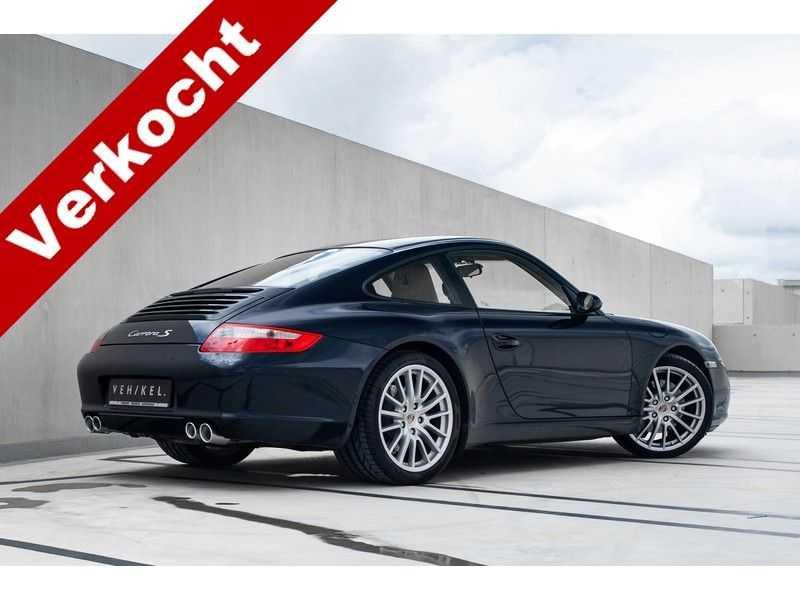 Porsche 911 3.8 Carrera S // Handgeschakeld | Youngtimer afbeelding 2