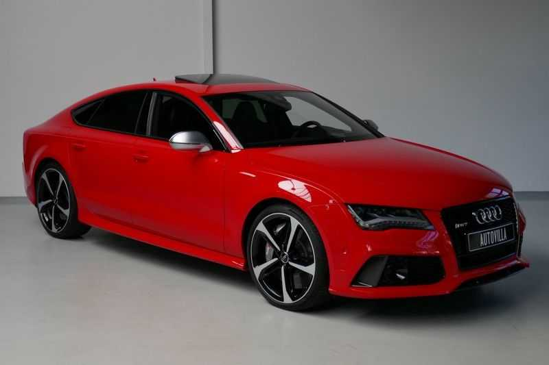 Audi RS7 Sportback A7 4.0 TFSI quattro Pro Line plus B&O - Ceramic brakes afbeelding 4