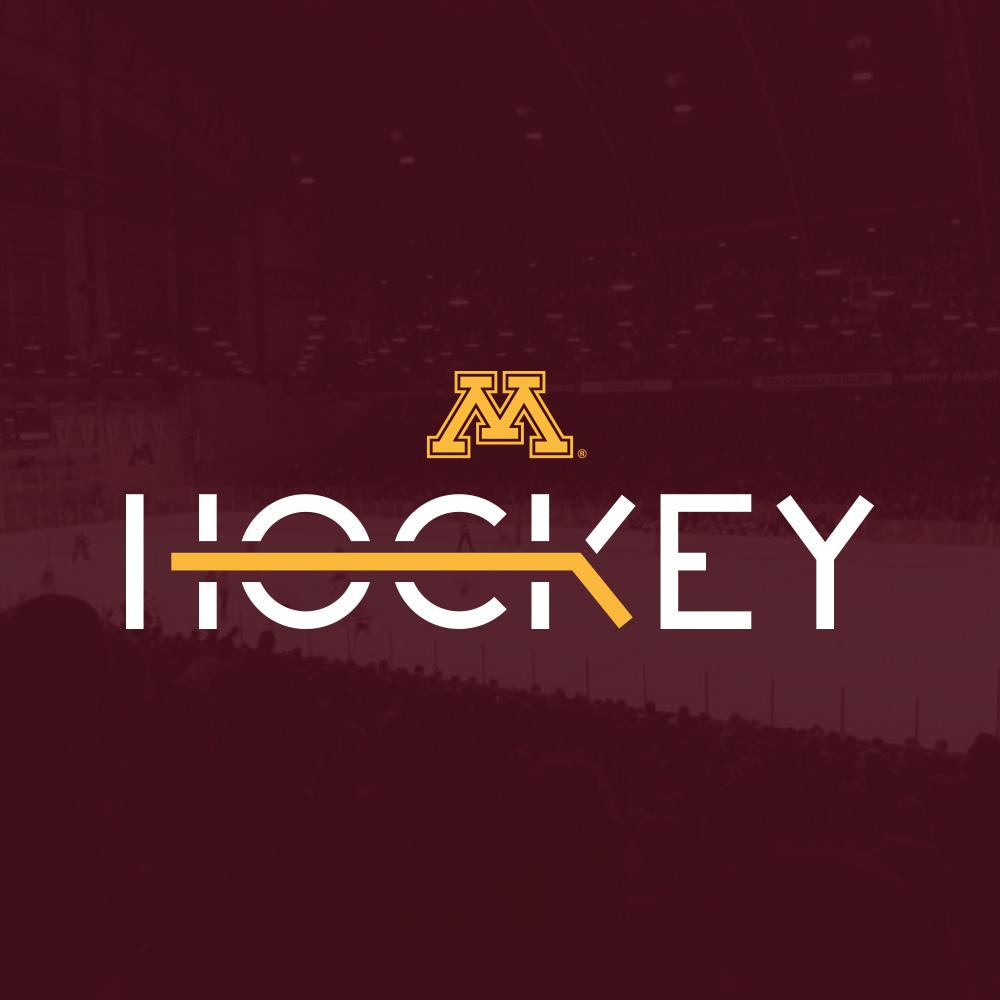 University of Minnesota hockey logo