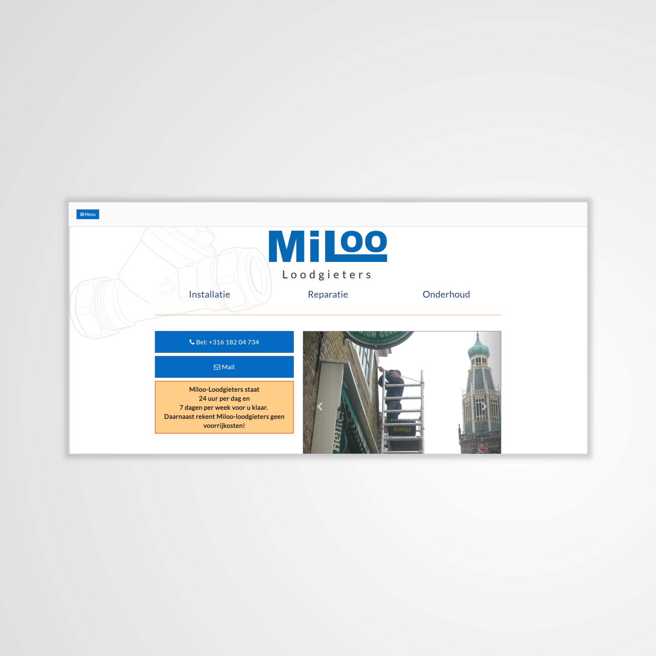 Miloo-Loodgieters