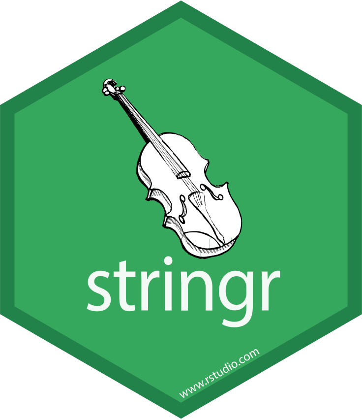 stringr hex sticker