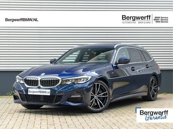 BMW 3 Serie Touring 330i M-Sport - Individual - Memoryzetels - Trekhaak - Panorama