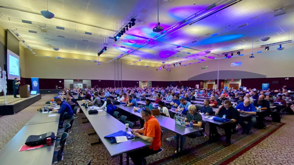DevOpsDays Raleigh 2019 had a packed house