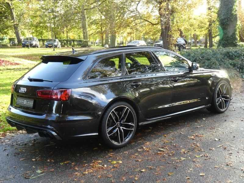 Audi RS6 Avant 4.0 TFSI Performance, Akrapovic afbeelding 16