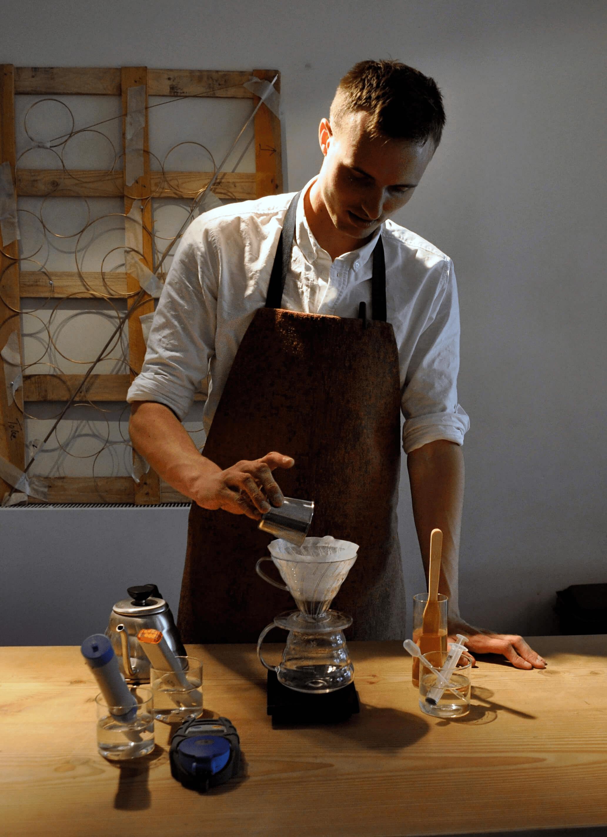Billy regnskabsprogram testimonial Prolog Kaffebar