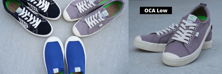 Cariuma Shoes Review - OCA Low