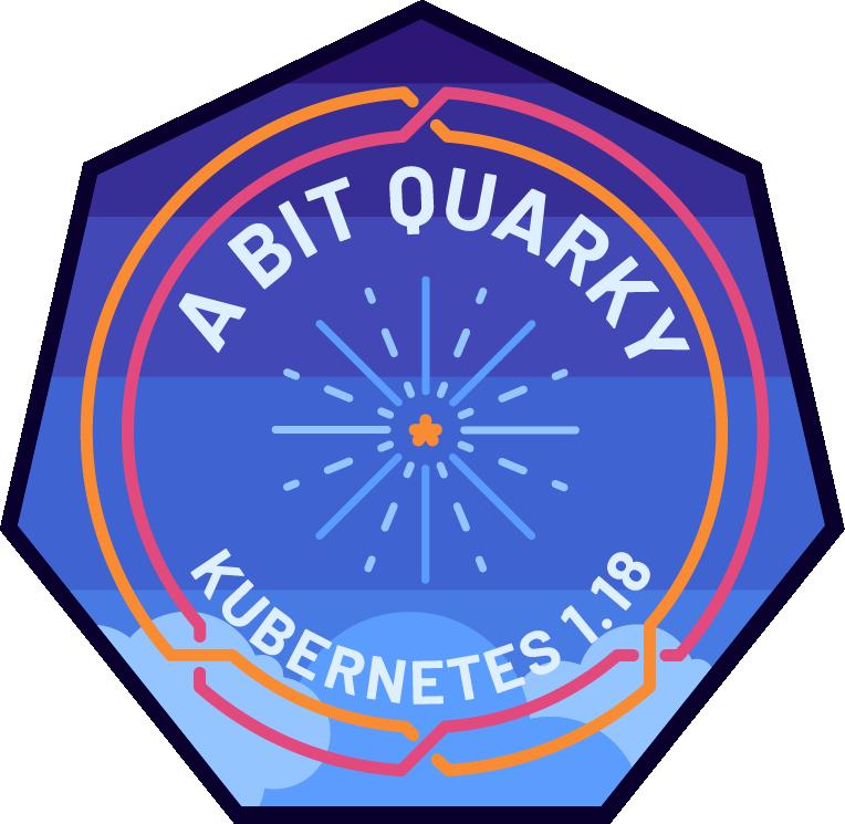 Kubernetes 1.18 Release Logo