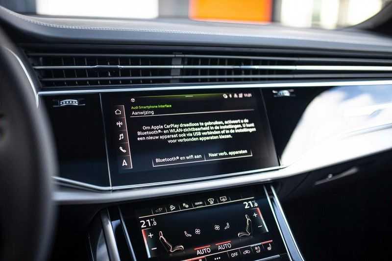"Audi Q7 55 TFSI E Hybride Quattro *S-Line / 22"" / B&O 3D / Pano / HUD / Laser* afbeelding 21"