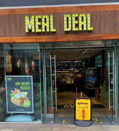Meal Deal Briggate