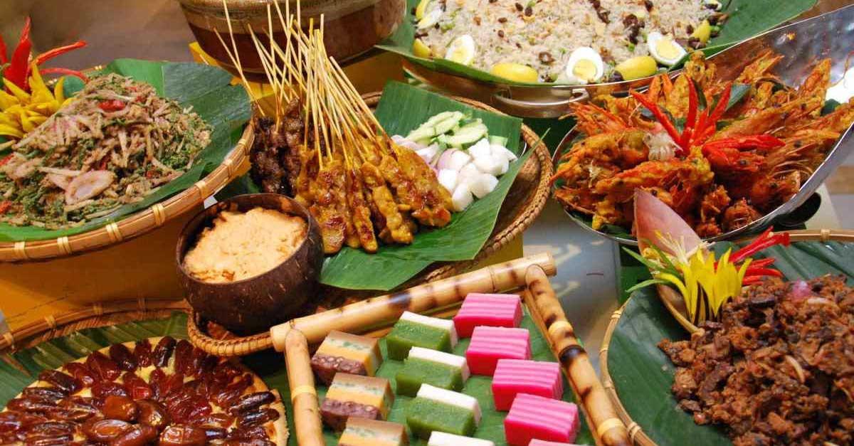 5 Kuliner Lezat Malaysia Paling Yang Kekinian