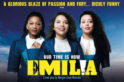 Emilia - Second Online Streaming!
