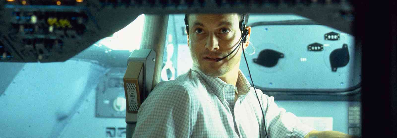 Gary Sinise as Ken Mattingly in Apollo 13