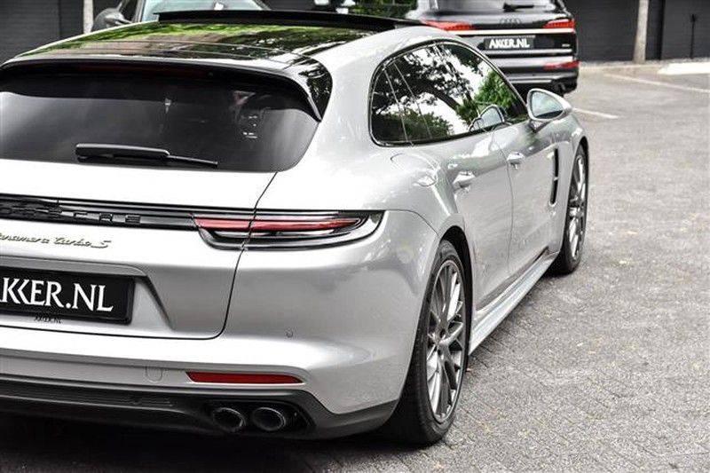 Porsche Panamera TURBO S E-HYBRID NP 258K,4WSTURING+BURMESTER afbeelding 15