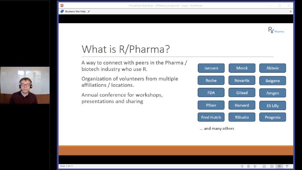 R/Pharma