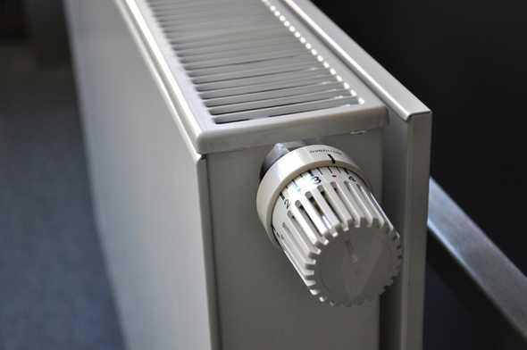 radiatorknop
