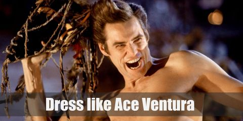 Dress Like Ace Ventura Costume