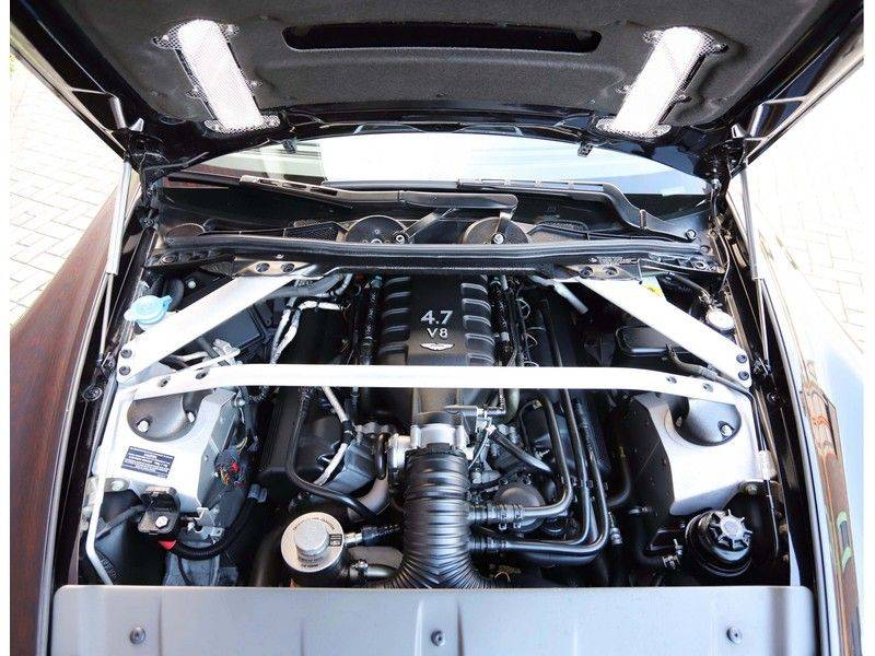 Aston Martin Vantage S 4.7 V8 *436 pk*Carbon*B&O*Memory* afbeelding 21
