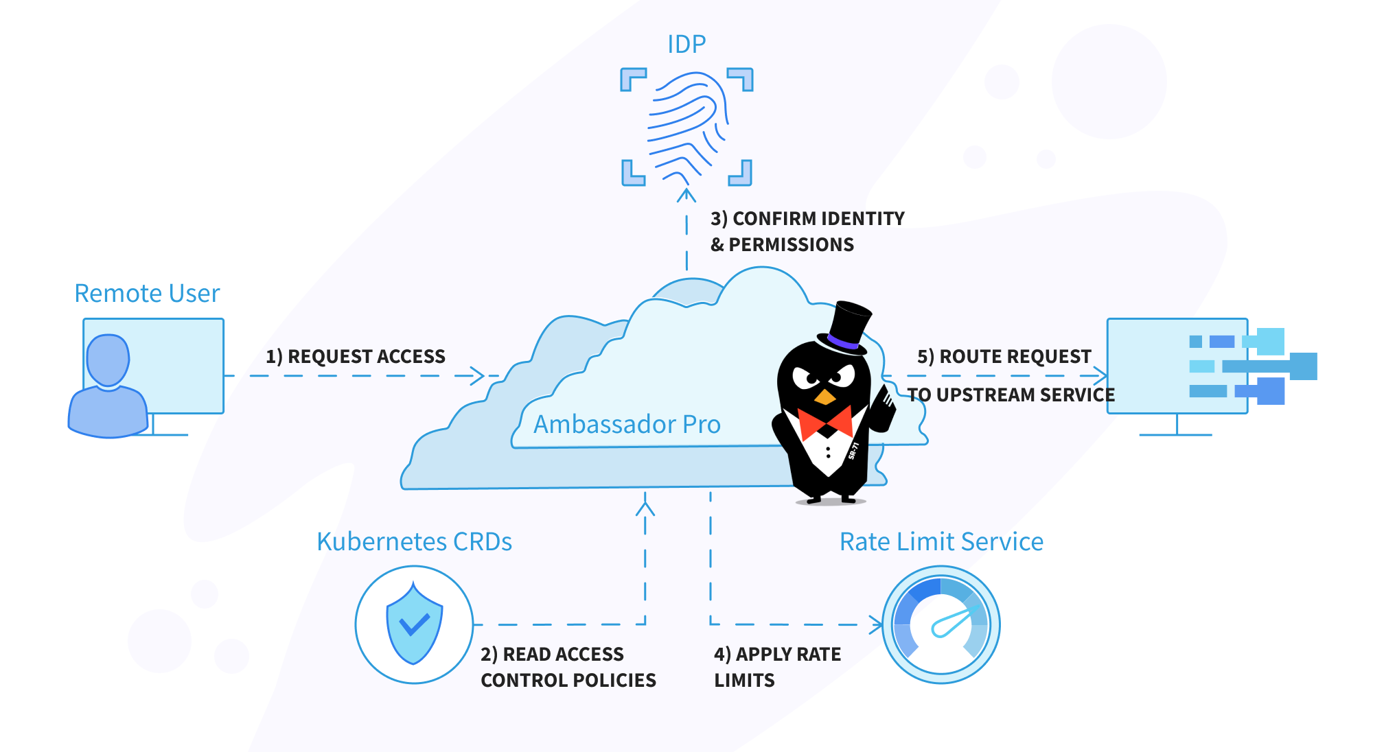 Ambassador Pro Authentication | Ambassador