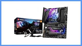 The MPG Z490 Carbon EK X motherboard by MSI, Announced