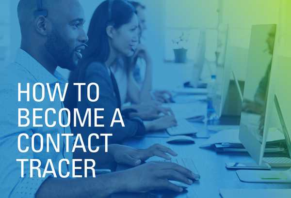How to Become a Contact Tracer