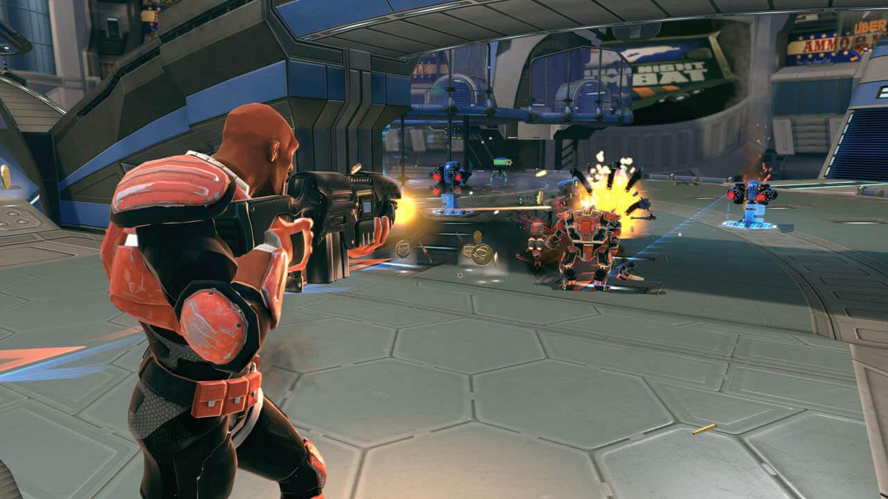 Monday Night Combat Gameplay