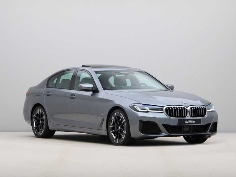 BMW 5 Serie 530i High Exe M-Sport LCI afbeelding 5