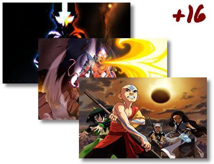 Avatar Last Airbender theme pack