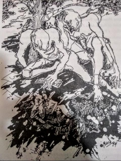 Ilustración de Mara Menéndez