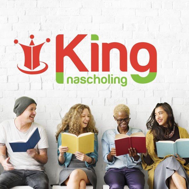 King nascholing