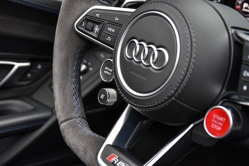 Audi R8 V10 PERFORMANCE B&0+SCHAALSTOELEN+CARBON NP.336K afbeelding 24