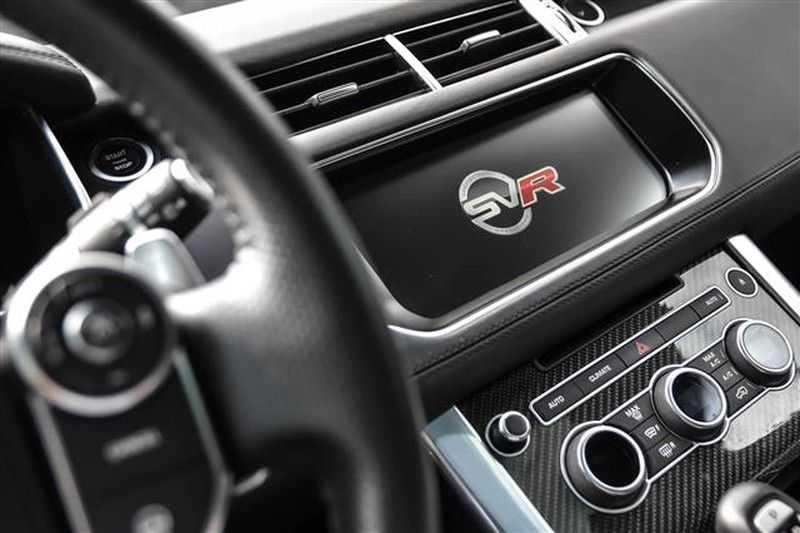 Land Rover Range Rover Sport 5.0 SVR PANO.DAK+CARBON+ACC+HEADUP NP.224K afbeelding 7
